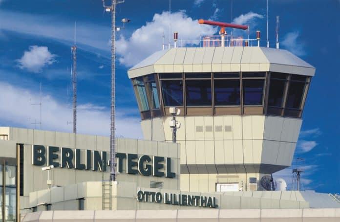 Flughafen Tegel - Tower