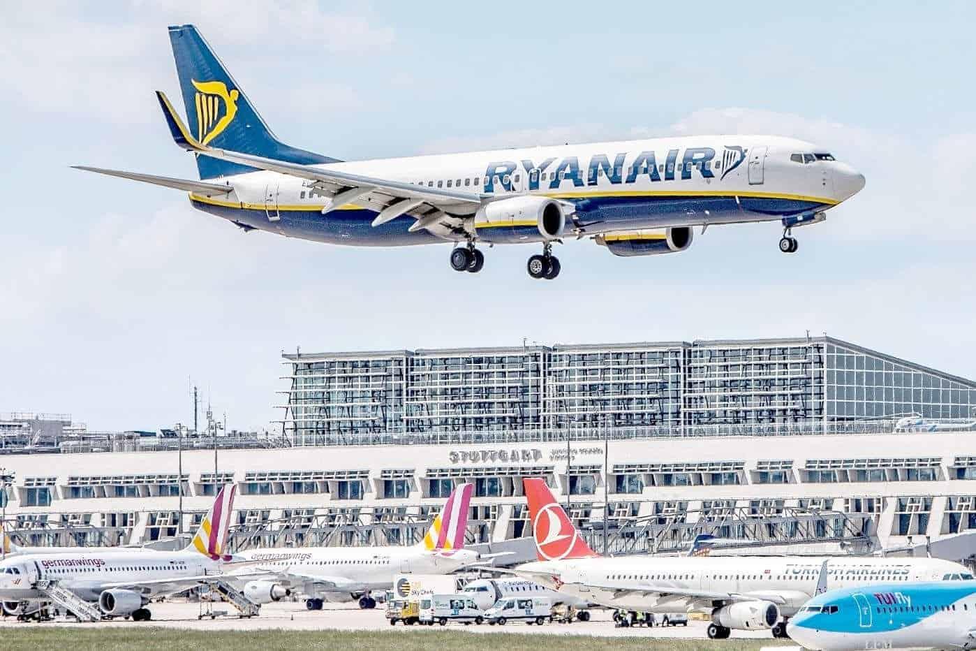 Ryanair Flugplan Heute