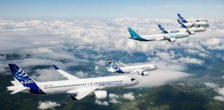 Airbus-Familie
