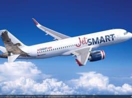 JetSMART ordert Triebwerke für 85 Flugzeuge der A320neo-Familie