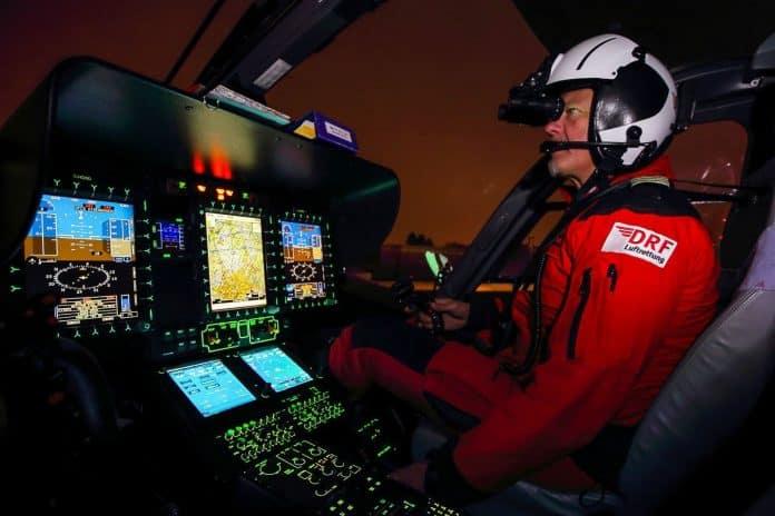 DRF- Fluglehrer für Heli-Piloten bei Lufthansa Aviation Training