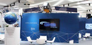OHB SE auf der Paris Air Show