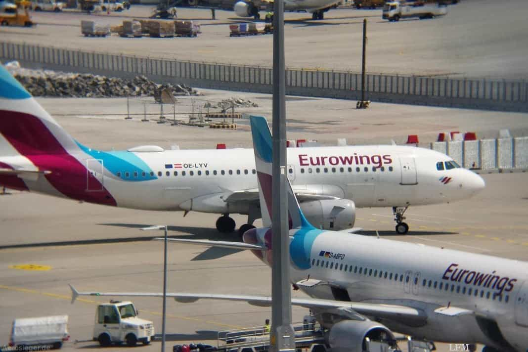 Eurowings fliegt Köln/Bonn – Sylt ab 39,99 Euro
