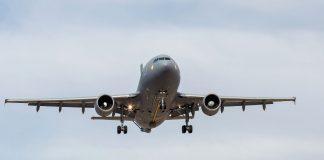 Airbus A310 MRTT mit High Throughput-Netzwerk