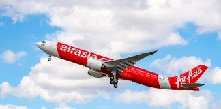 Airbus A330neo der AirAsia Group