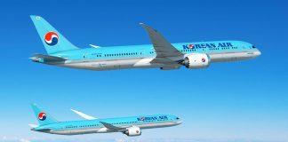 Korean Air kauft 30 Boeing Dreamliner