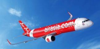 AirAsia bestellt hunderte Airbus A321neo