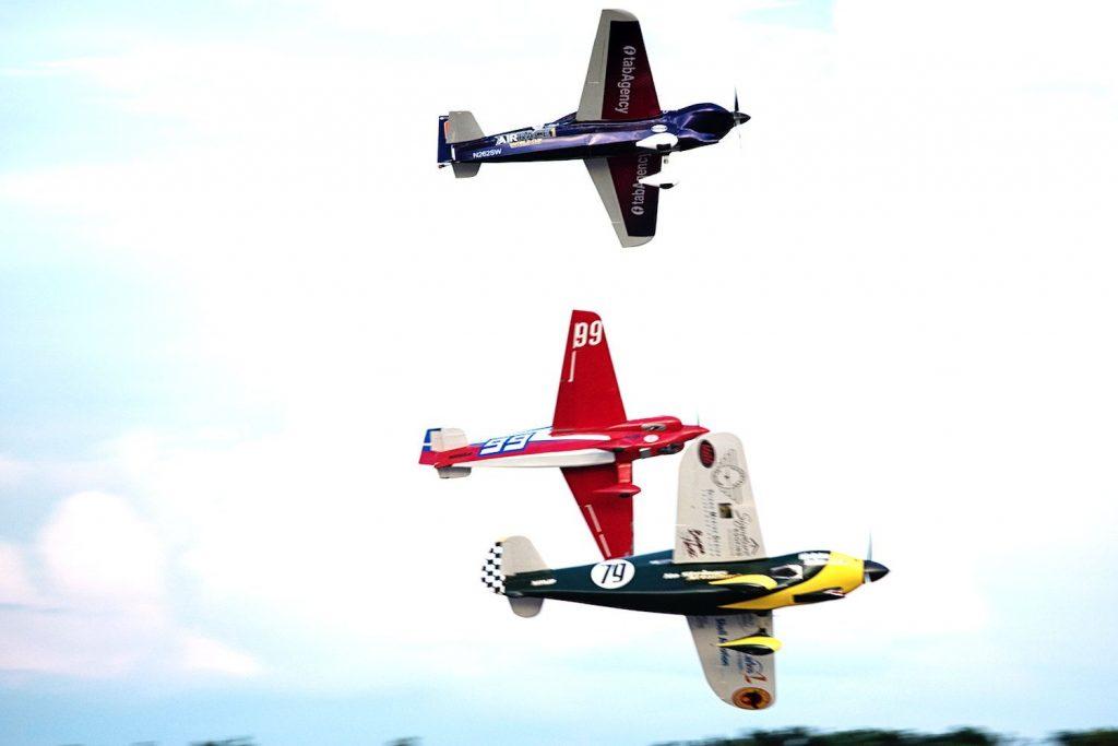 Air Race E und Airbus: Erste Teams fürs Flugrennen