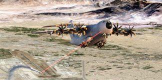 Airbus A400M der Luftwaffe erhält DIRCM-Selbstschutz