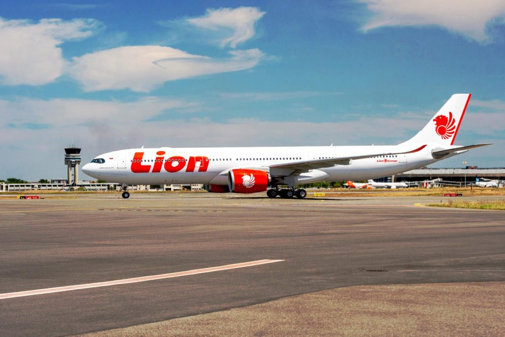 Lion Air least ihren ersten Airbus A330neo