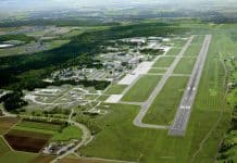 Baden Airpark - Luftbild