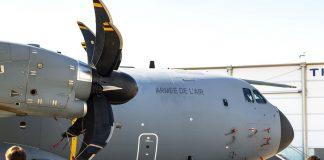 Airbus A400M schließt Global Support Step 2 Vertrag mit OCCAR
