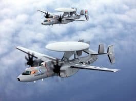Lockheed Martin liefert Radarsysteme für Navy E-2D