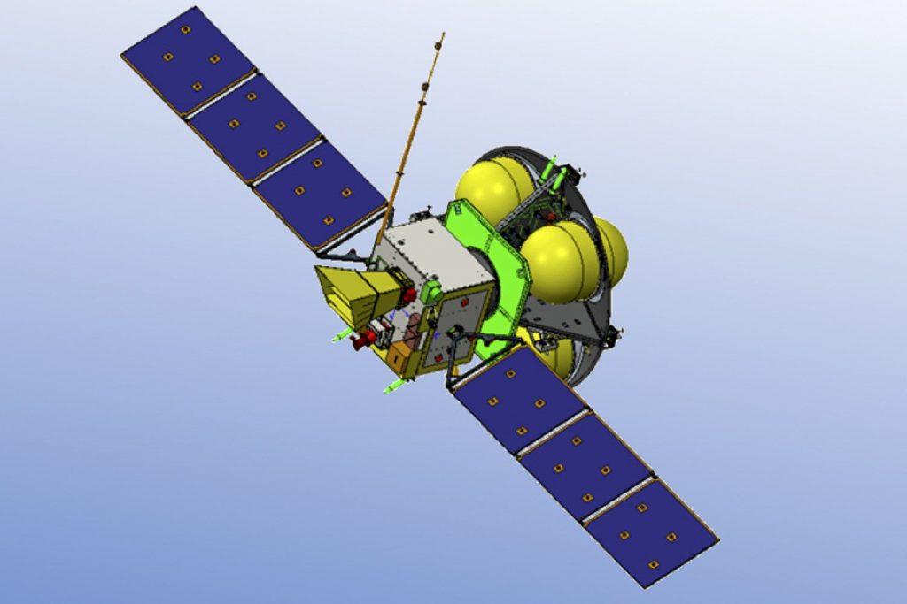 Satellitenmission SMILE (Solar wind Magnetosphere Ionosphere Link Explorer)