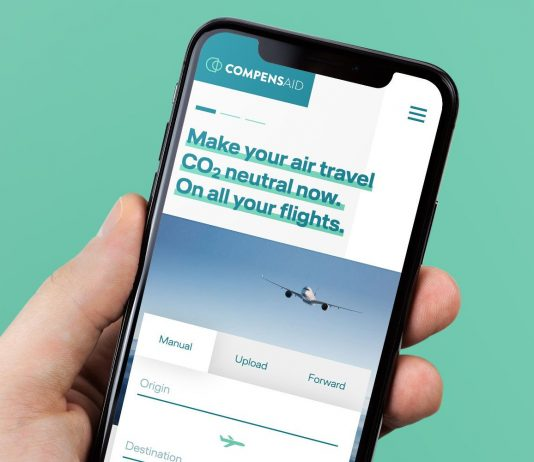 """""""Compensaid"""": Die neue Kompensationsplattform der Lufthansa"""