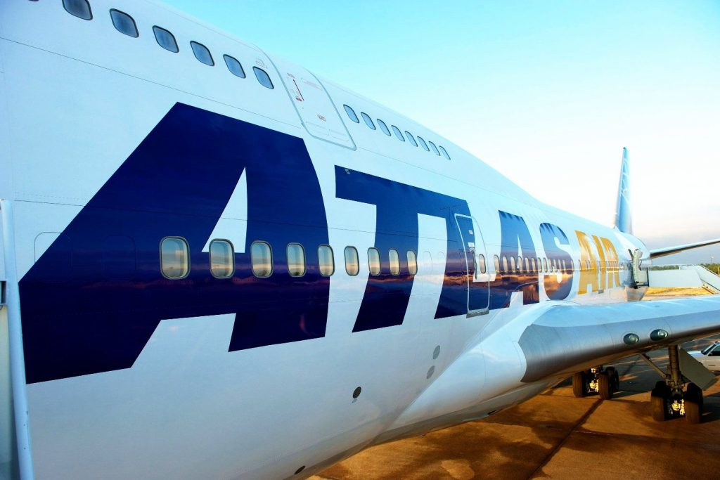 MTU Maintenance wartet Boeing-Flotten von Atlas Air