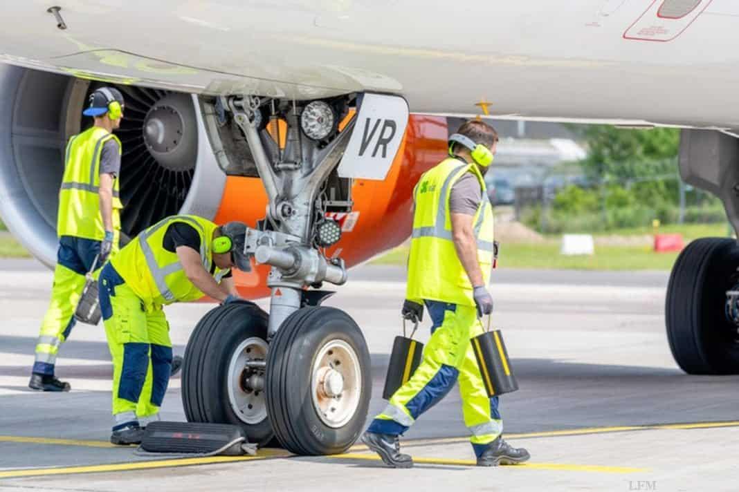 Ausbildung an Flughäfen: Neue Bewerbungsphase