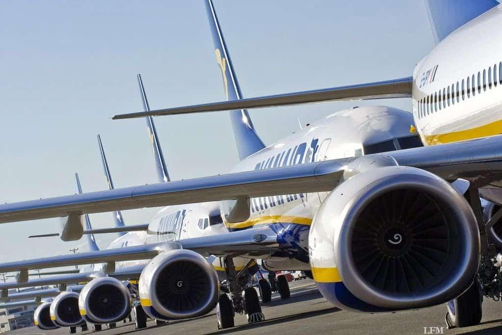 Ryanair veröffentlicht Kundenstatistik zu Zufriedenheit und Pünktlichkeit