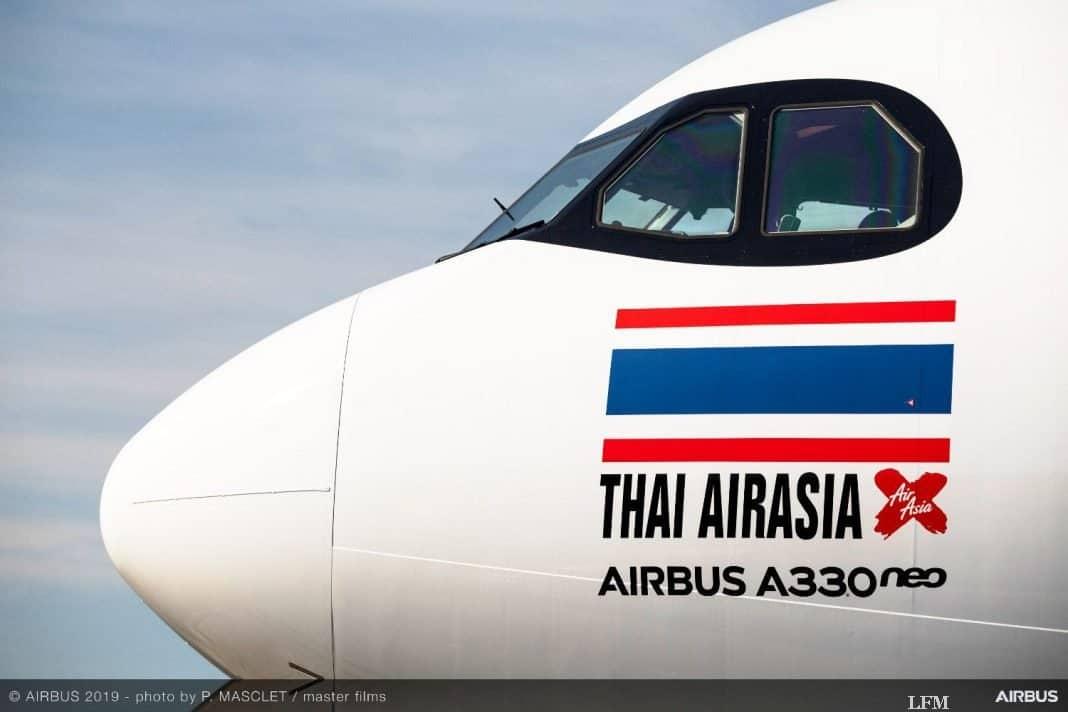Airbus A330neo von AirAsia