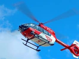 """DRF Luftrettung: """"Alarmierung von Hubschrauber und Krankenwagen sinnvoll"""""""