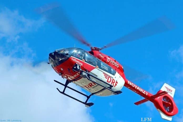 DRF Luftrettung: