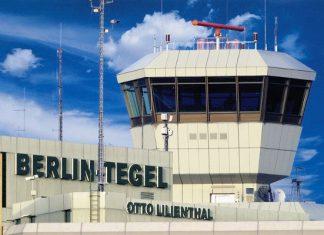 Tower am Flughafen Berlin-Tegel