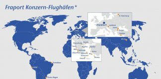 Fraport und Konzern-Flughäfen