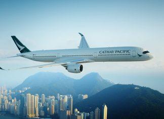 Cathay Pacific in Hongkong zwischen den Fronten