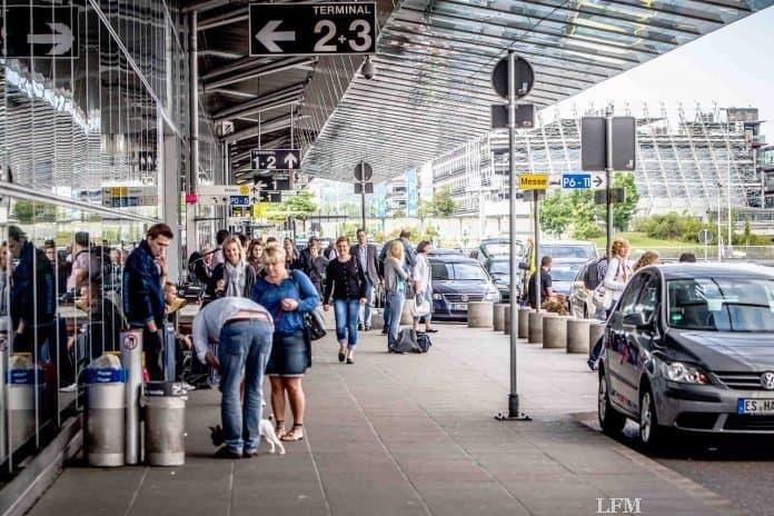 Neue Park-App hilft bei Deutschlands großen Flughäfen