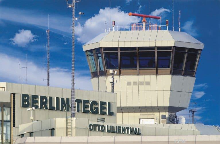 Tower Flughafen Berlin-Tegel