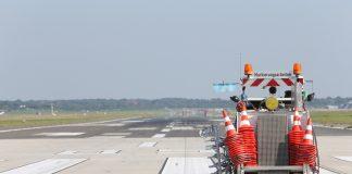 Hamburg Airport: Alle Start- und Landerichtungen nach Wartungsarbeiten an den Start- und Landebahnen 15/33 wieder freigegeben.