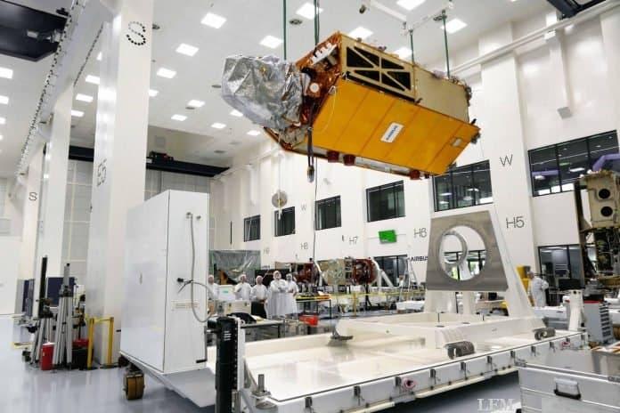 Airbus Ozean-Satellit