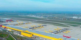 Flughafen Leipzig Halle Airport