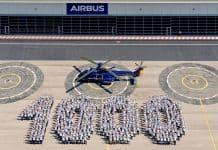 Airbus Helicopters: 1.000. Super Puma H215 ausgeliefert
