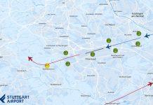 TraVis hilft Flughafen Stuttgart bei Lärmimmission