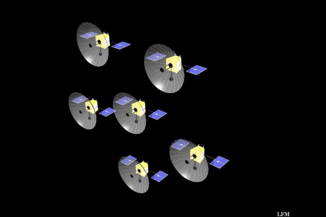 Airbus: Raumfahrt-Radarkonzept für britisches Militär