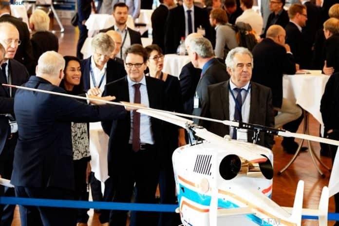 Luft- und Raumfahrtkongress zur Zukunft der Luftfahrt