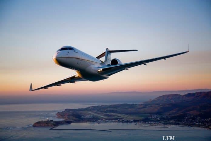 Deutsche Luftwaffe erhält ersten Bombardier Global 6000 Business Jet