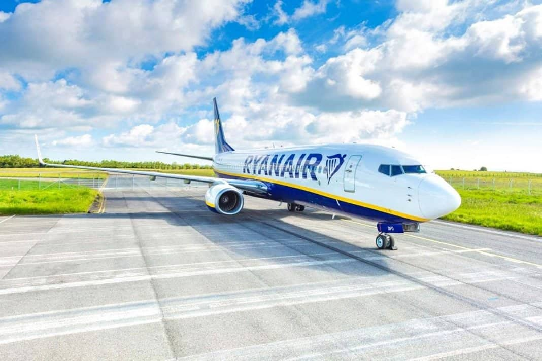 Ryanair bietet Billigflüge ab auch nach Niš (Serbien)