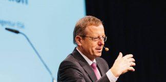 Generaldirektor der Europäischen Weltraumorganisation ESA, Prof. Dr. Johann-Dietrich Wörner