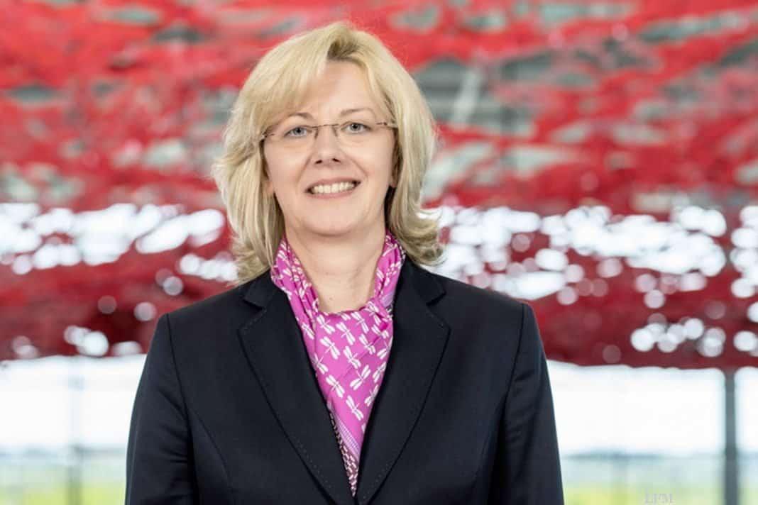Flughäfen Berlin Finanzgeschäftsführerin Heike Fölster geht