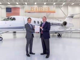 Cessna Citation Longitude erhält FAA Typenzulassung
