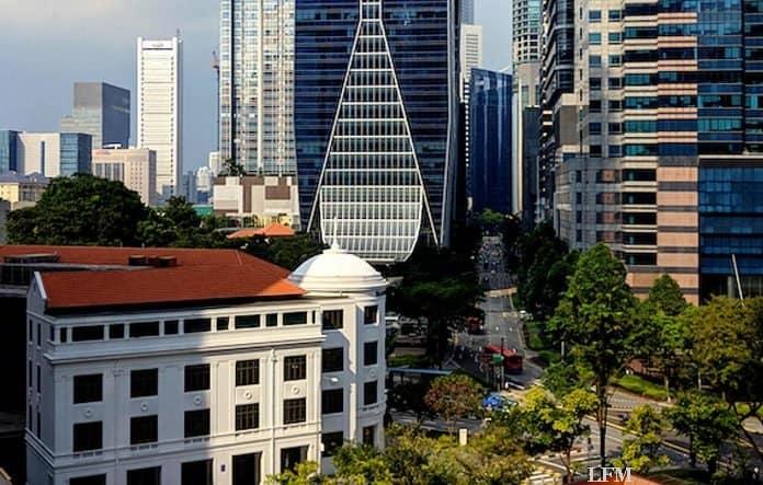 Antriebsexperte MTU Maintenance öffnet Büro in Singapur