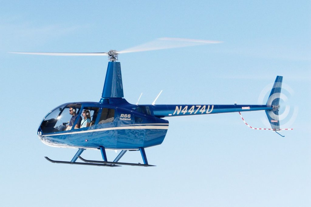 Robinson Helicopter R66