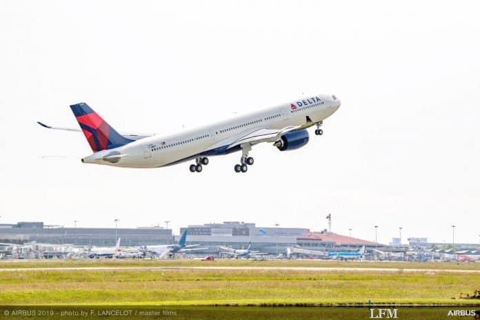 Delta Air Lines bietet ab nächstem Jahr mehr Direktflüge von Berlin-Tegel (TXL) nach New York (JFK).