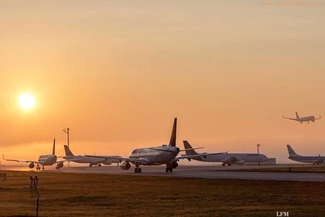 Lufthansa, Ryanair, Easyjet und Condor: Weniger Flüge