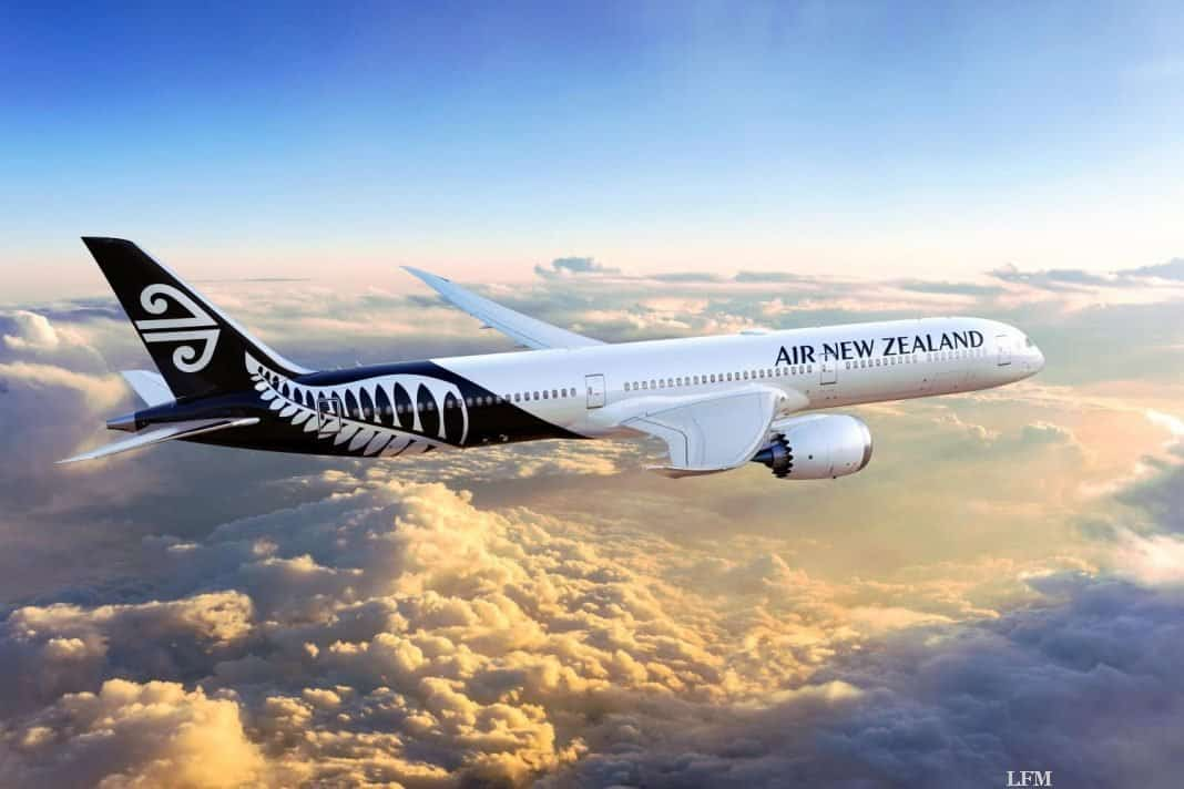 Boeing 787-10 Dreamliner von Air New Zealand