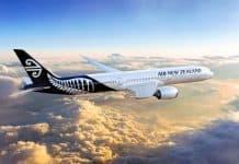 Boeing 787-10 Dreamliner von Air New Zealand