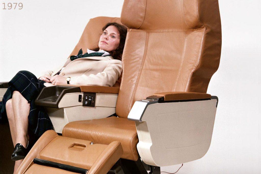 RECARO Flugzeugsitz Modell 2020