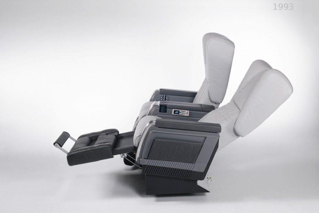 RECARO Flugzeugsitz Modell 5210CE